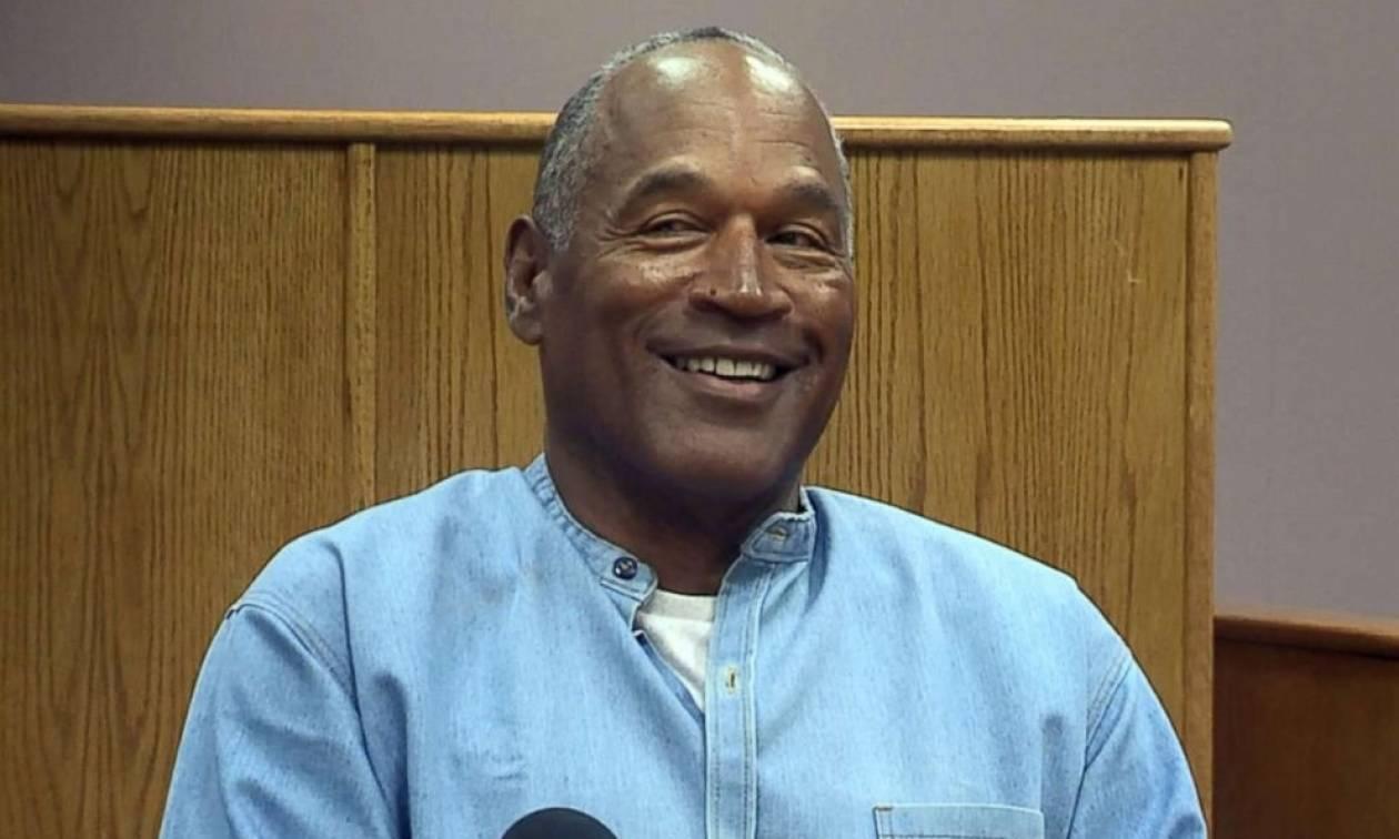 ΗΠΑ: Αποφυλακίζεται ο Ο.Τζ. Σίμπσον έπειτα από 9 χρόνια στη φυλακή (Vid)