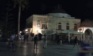 Σεισμός Δωδεκάνησα: Δείτε τις πρώτες φωτογραφίες από το φονικό χτύπημα του Εγκέλαδου στην Κω