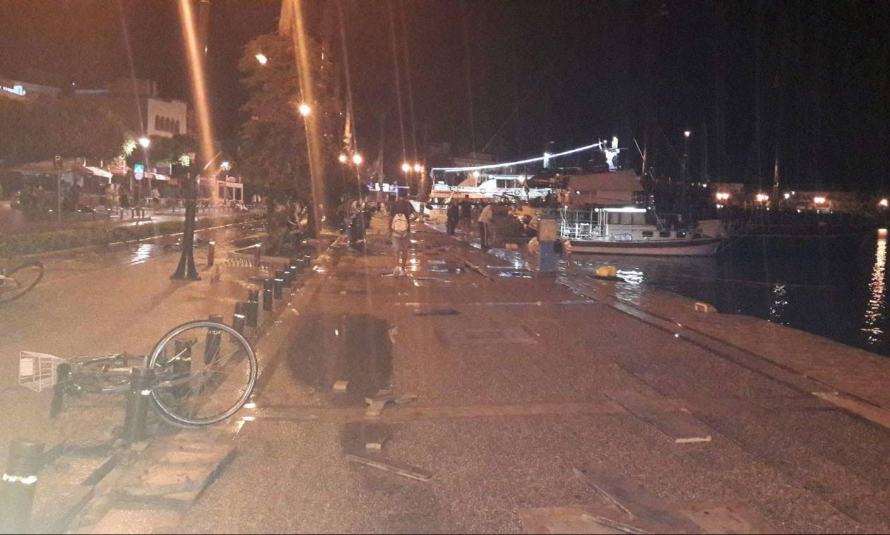 Σεισμός - Αποκομμένη η Κως: Έκλεισε το λιμάνι – Κλειστό και το αεροδρόμιο του νησιού