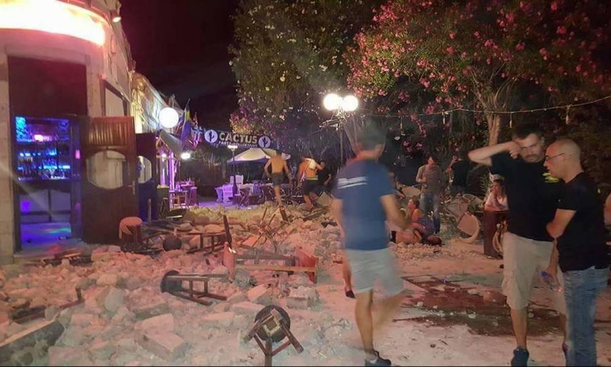 Σεισμός Κως - Δωδεκάνησα: 6,7 Ρίχτερ «μάτωσαν» το νησί - Δύο νεκροί και τουλάχιστον 100 τραυματίες