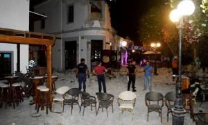 Σεισμός στην Κω: Αυτό είναι το μπαρ του θανάτου (pics+vid)
