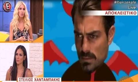 Καινούργιου: Ο Χανταμπάκης την κάλεσε στην εκπομπή του αλλά δε θα πάει - Τι έχει συμβεί;