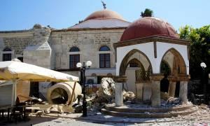 Σεισμός Κως: Κλιμάκια τεχνικών στο νησί για τις φθορές και τις ζημιές στα μνημεία