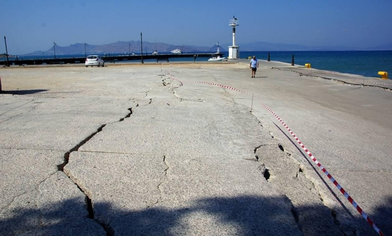 Σεισμός Κως: Στο λιμάνι της Κεφάλου θα προσεγγίζουν τα επιβατικά πλοία