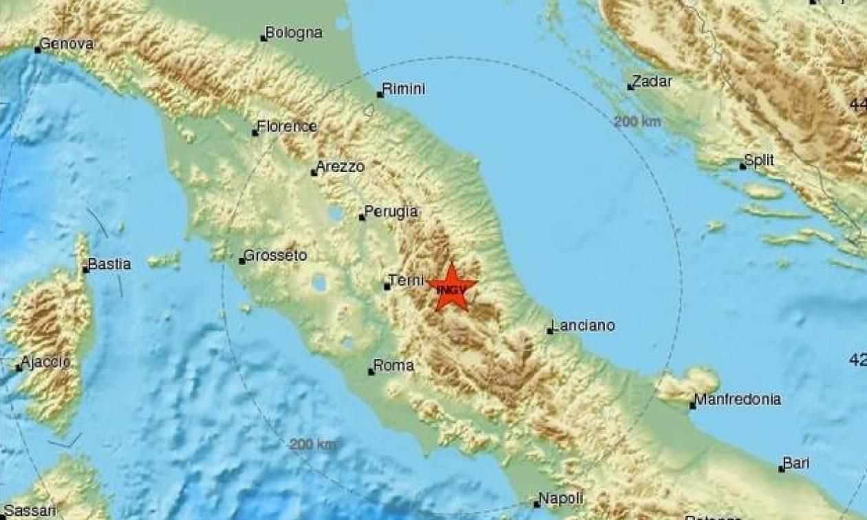 Ιταλία: Σεισμός 4,2 Ρίχτερ κοντά στο «πληγωμένο» Αματρίτσε