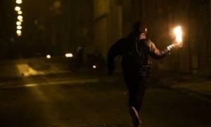 Επιθέσεις με μολότοφ κατά διμοιριών των ΜΑΤ στα Εξάρχεια