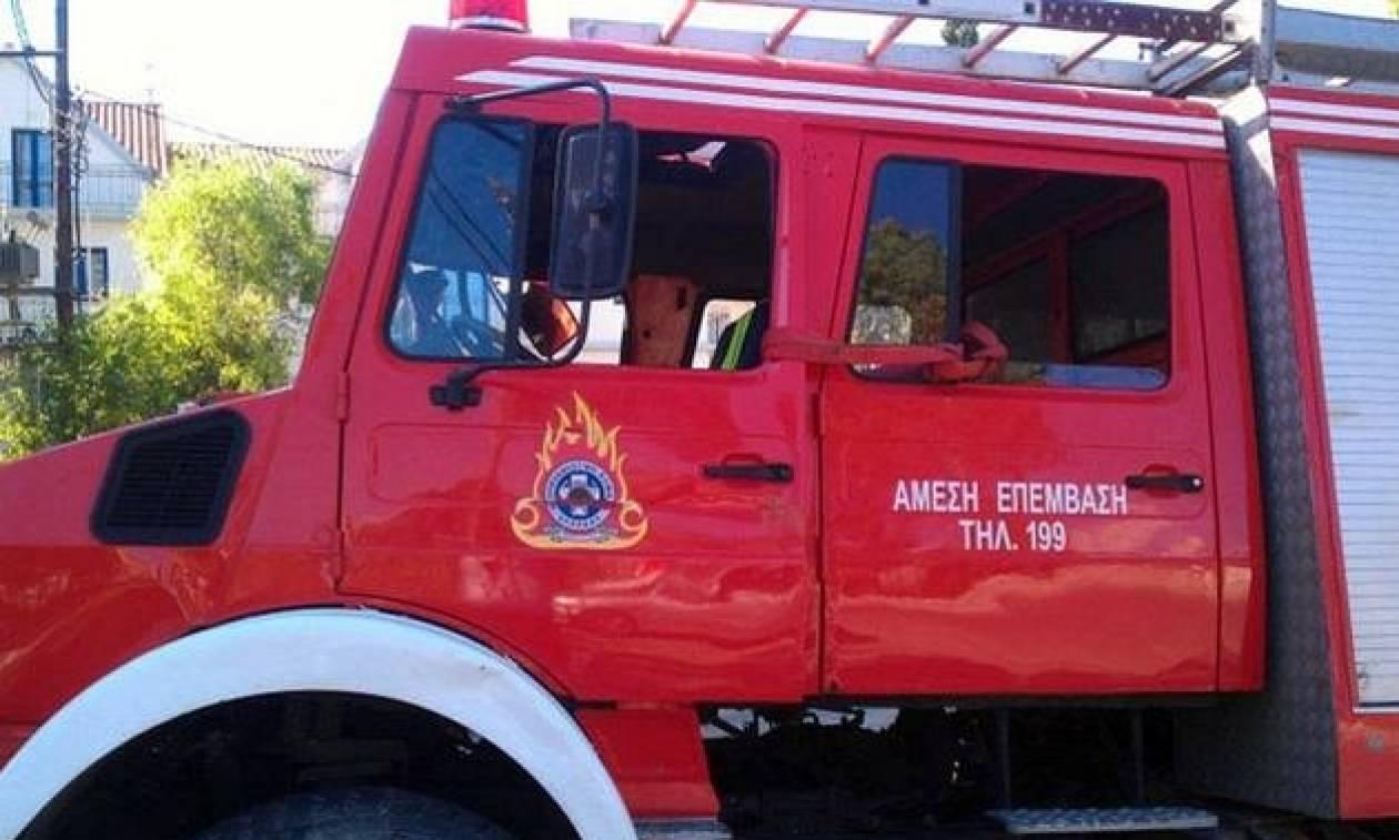 Υπό έλεγχο τέθηκε η φωτιά στο Μαρούσι