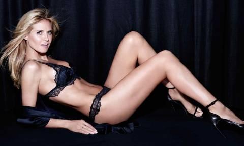 Οι καινούργιες γυμνές φωτογραφίες της Χάιντι Κλουμ είναι σκέτη κόλαση!