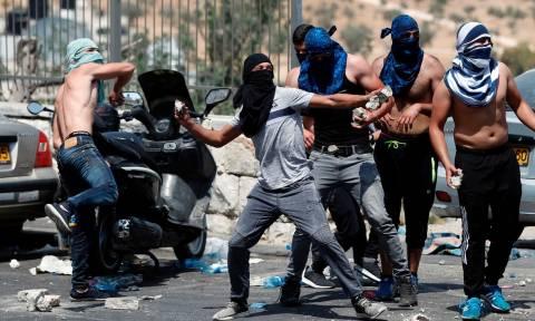 Αίμα και βία στη Δυτική Όχθη: Νεκρός Παλαιστίνιος από πυρά Ισραηλινών