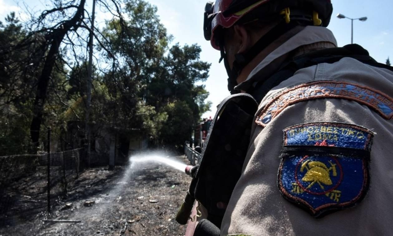 Ιεράπετρα: Μεγάλη πυρκαγιά σε ξενοδοχείο