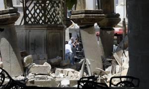 Ντόμινο Ρίχτερ στο Αιγαίο – Συνεχίζονται οι μετασεισμοί στην Κω