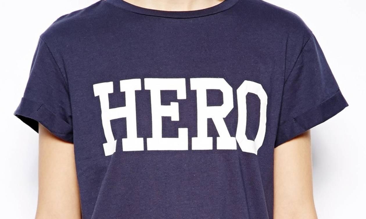 Μην φορέσεις ποτέ μπλουζάκι με την λέξη «ήρωας» στην Τουρκία - Δες τι θα πάθεις