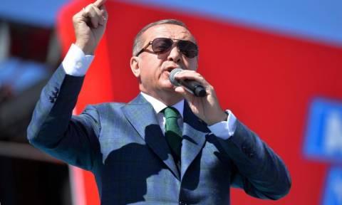 Αυστηρό μήνυμα Ερντογάν προς Γερμανία: Μην εμπλέκεστε στις εσωτερικές υποθέσεις της Τουρκίας
