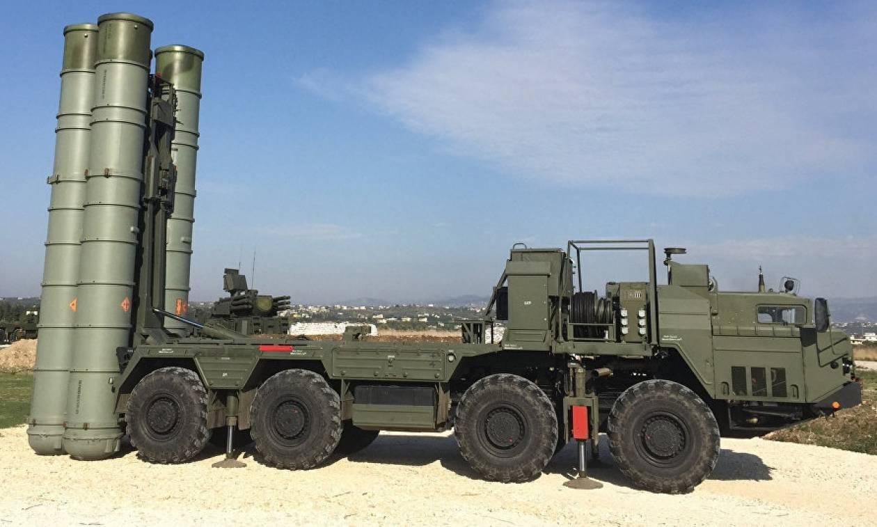 ΗΠΑ: Ανησυχία για την προμήθεια των ρωσικών s-400 από την Τουρκία