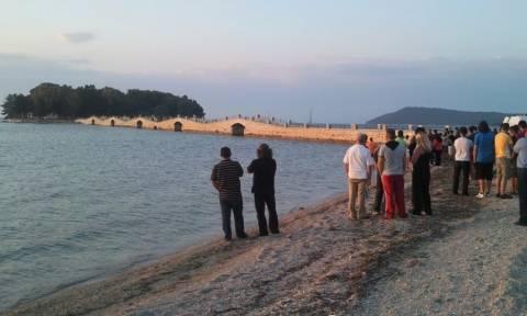 Τραγωδία στη Θάσο: Ανασύρθηκε νεκρός από τη θάλασσα
