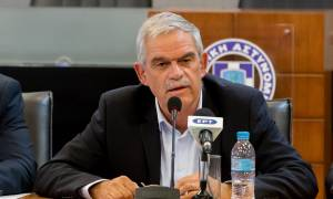 Τόσκας: Κανένας δισταγμός δεν υπάρχει στην αντιμετώπιση των κουκουλοφόρων