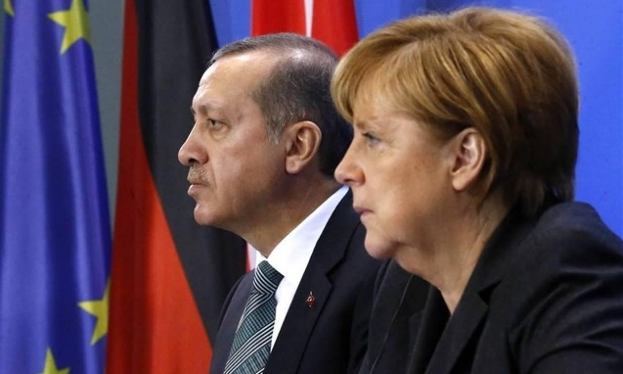Δημοσκόπηση: «Σκληρότερη» στάση κατά της Τουρκίας ζητούν οι Γερμανοί πολίτες
