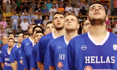 LIVE STREAMING & CHAT - Τελικός Ευρωπαϊκού Πρωταθλήματος U20: Ελλάδα – Ισραήλ