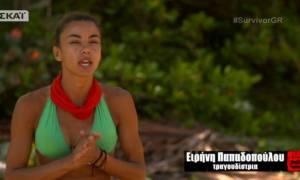 Η Ειρήνη Παπαδοπούλου σπάει τη σιωπή της: «Αν συνέχιζα στο Survivor θα έπρεπε να αποκαλύψω ότι...»