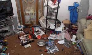 Σοκαριστικές εικόνες: Αυτό είναι το πιο βρώμικο σπίτι που έχετε δει ποτέ!