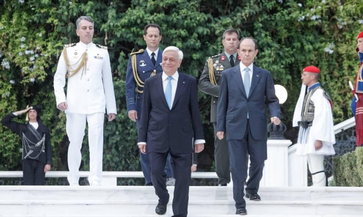 Προεδρικό Μέγαρο - Παυλόπουλος: Σεβασμός στη Δικαστική Εξουσία