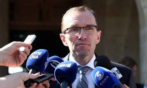 Δεν βλέπει άμεσα εξελίξεις στο Κυπριακό ο Έσπεν Άιντε