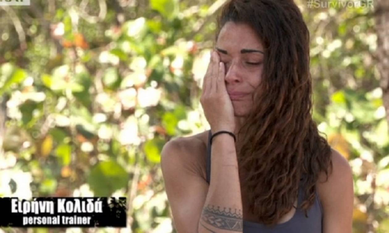 Survivor: Απίστευτο ξέσπασμα της Ειρήνης Κολιδά - «Το θεωρώ τραγικό να...»