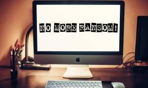 No More Ransom: Ο ιστότοπος που προστατεύει τους χρήστες του διαδικτύου απέναντι σε κυβερνοεπιθέσεις