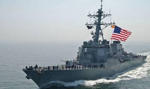 Αραβικός Κόλπος: Αμερικανικό πλοίο άνοιξε πυρ ενάντια σε ιρακινό ταχύπλοο