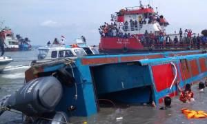 Εικόνες φρίκης: Ανείπωτη τραγωδία με τουριστικό πλοίο - Δεκάδες νεκροί