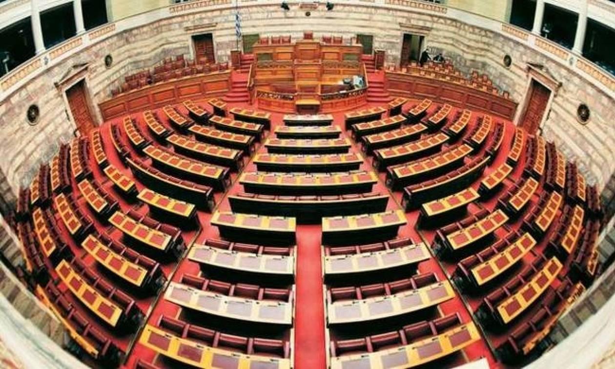 Εγκρίθηκαν οι τροποποιήσεις του κανονισμού της Βουλής
