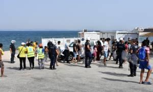 Χίος: Επεισόδια μεταξύ μεταναστών στη Σούδα