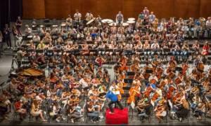 Η Sistema Europe Youth Orchestra για μία μοναδική συναυλία στο Ηρώδειο!