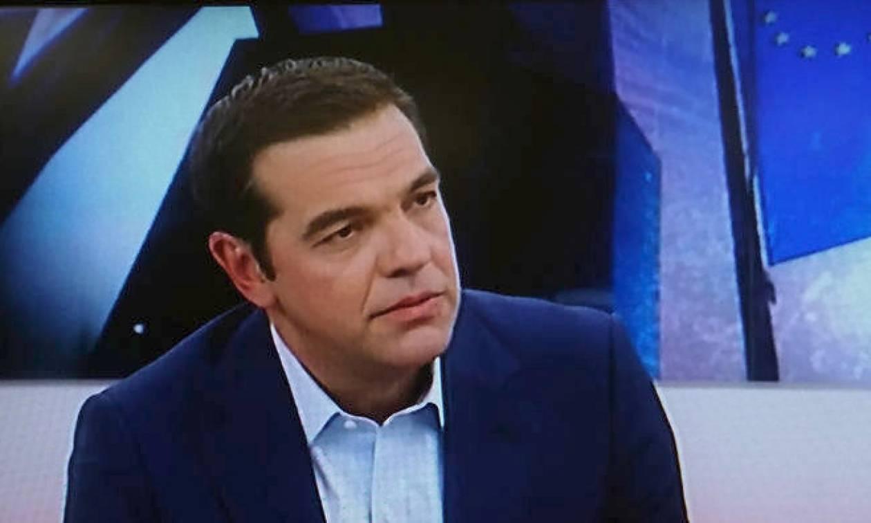 Σκληρή ανακοίνωση Ν.Δ για συνέντευξη Τσίπρα : Ρεσιτάλ θράσους και ψεμάτων από το Πρωθυπουργό