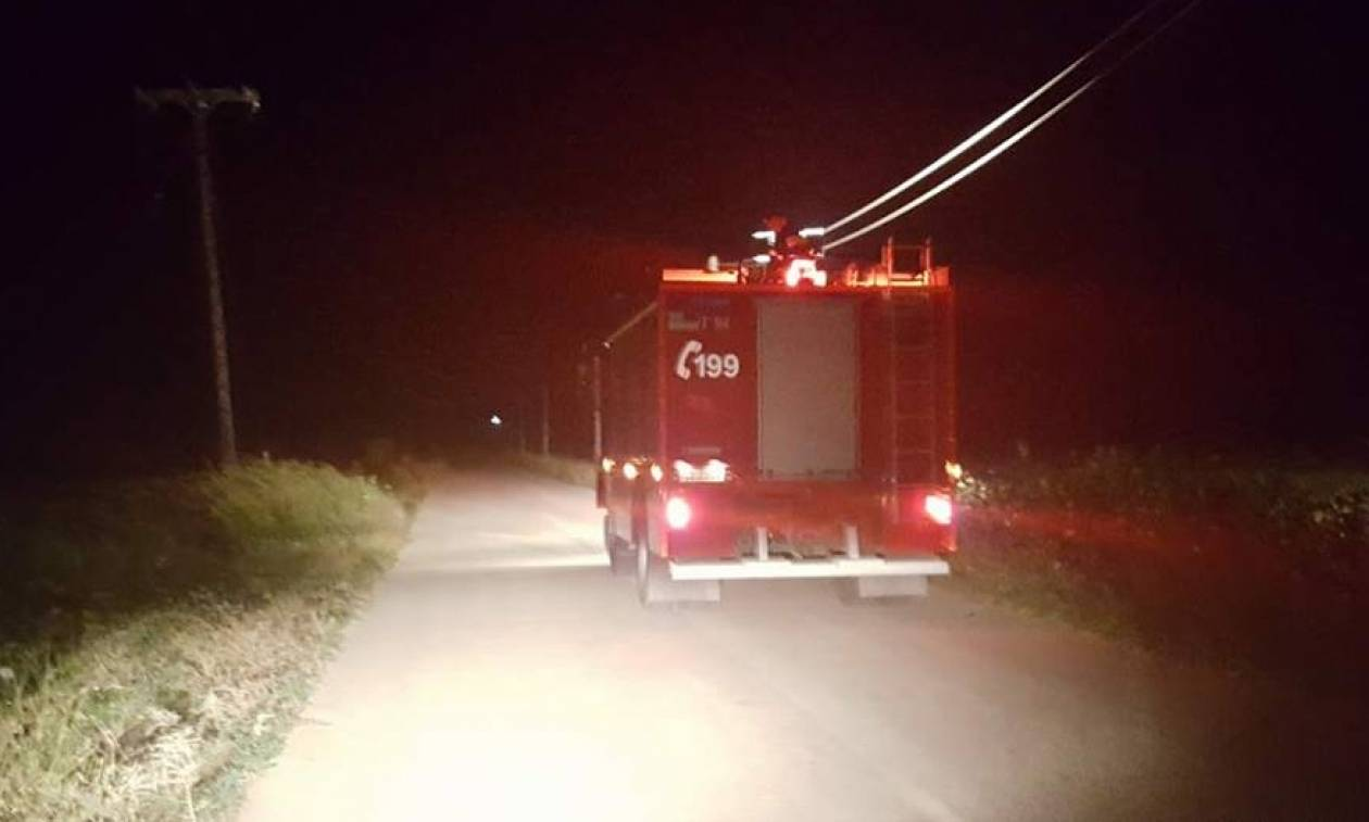 Πτώση αεροσκάφους Λάρισα: Τραγωδία! Εντοπίστηκαν νεκροί και οι 2 επιβαίνοντες