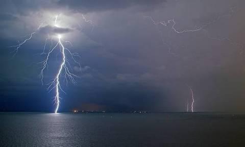 Καιρός τώρα: Το καλοκαίρι πάει… διακοπές - Με καταιγίδες, χαλαζοπτώσεις και μποφόρ η Πέμπτη! (pics)