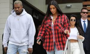 Mήπως αυτή είναι η πιο ηχηρή απόδειξη ότι ο γάμος της Kim και του Kanye έχει τελειώσει;