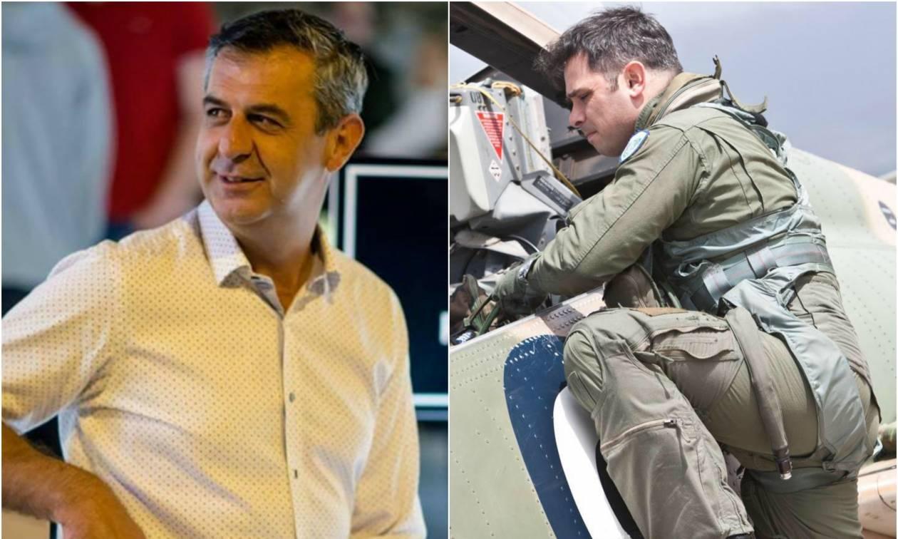 Διονύσης Τσεκούρας - Νίκος Γρηγορίου: Θρήνος για τους δύο νεκρούς επιβαίνοντες του αεροσκάφους