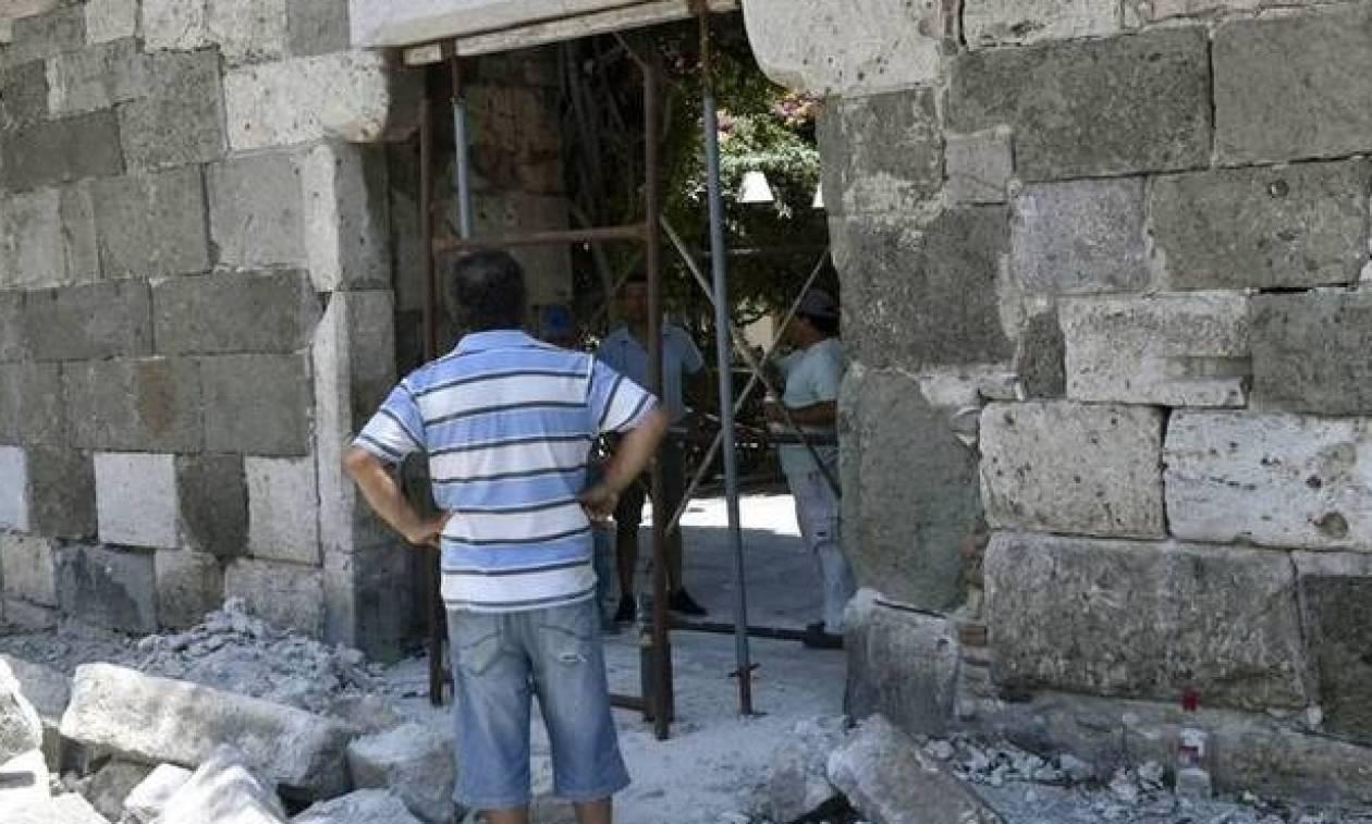 Σεισμός: Ποιες κατοικίες σε Μυτιλήνη και Κω θα απαλλαχθούν από τον ΕΝΦΙΑ έως το 2018