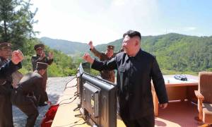 Παγκόσμιος τρόμος: Η Βόρεια Κορέα υπόσχεται να χτυπήσει με πυρηνική βόμβα τις ΗΠΑ σήμερα!