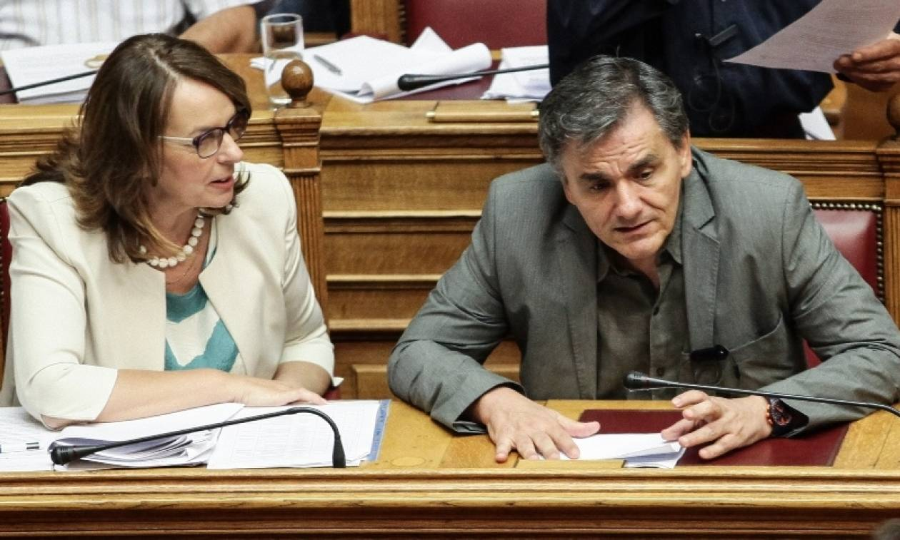 Βουλή - Τσακαλώτος: Θα κριθούμε από τον λαό το 2019 όταν θα έχουμε βγει από τα μνημόνια