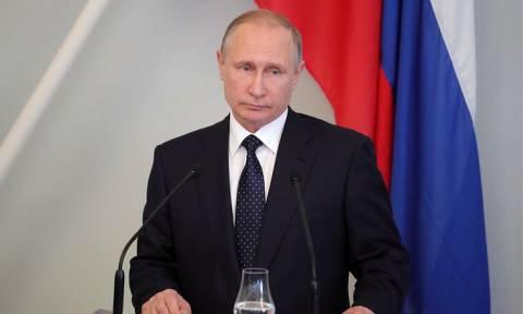"""Путин: новые санкции США - обеспечение своих экономических интересов с """"особым цинизмом"""""""