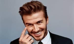 Όταν ο David Beckham ξεπέρασε τα όρια: Δες τις φωτογραφίες και θα καταλάβεις