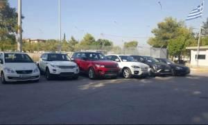 Αυτά είναι τα μέλη της σπείρας που έκλεβε πολυτελή οχήματα (photos)