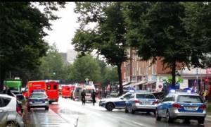 Αμβούργο: Αυτός είναι ο δράστης της επίθεσης με μαχαίρι σε σούπερ μάρκετ (pics)