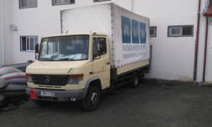 Άγρια καταδίωξη φορτηγού στην Αλεξανδρούπολη