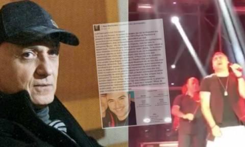 Μαστοράκης για Ρέμο: Είναι ένας αποδεκτός πλην μέτριος τραγουδιάρης