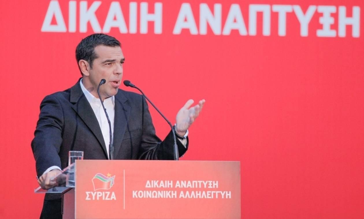 Διθύραμβοι Τσίπρα στην Κ.Ε. του ΣΥΡΙΖΑ με νέες βολές προς τη Δικαιοσύνη