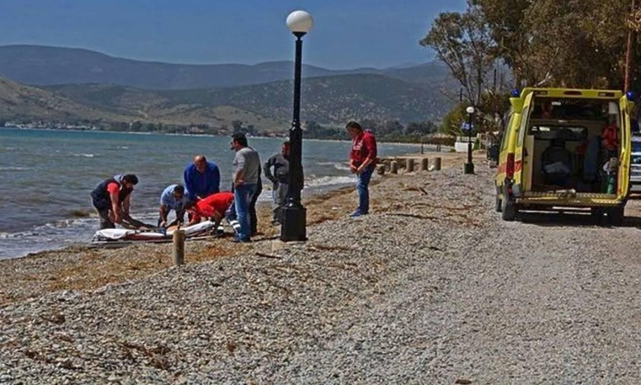 Νεκρός ανασύρθηκε 71χρονος από παραλία της Πιερίας