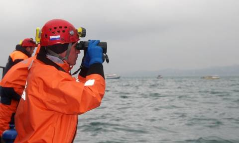 Спасены восемь членов экипажа сухогруза, потерпевшего крушение у берегов Крыма